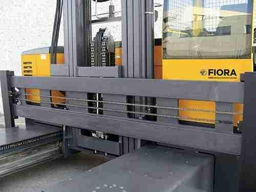 Carrelli elevatori laterali - Piastra