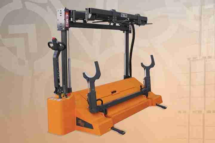 Carrelli elevatori per il settore tessile