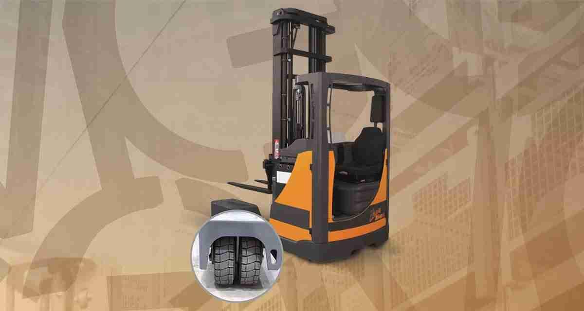 Il nuovo retrattile multidirezionale con ruote cushion