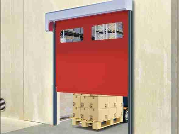 La porta rapida per interni flessibile e ad alta prestazione