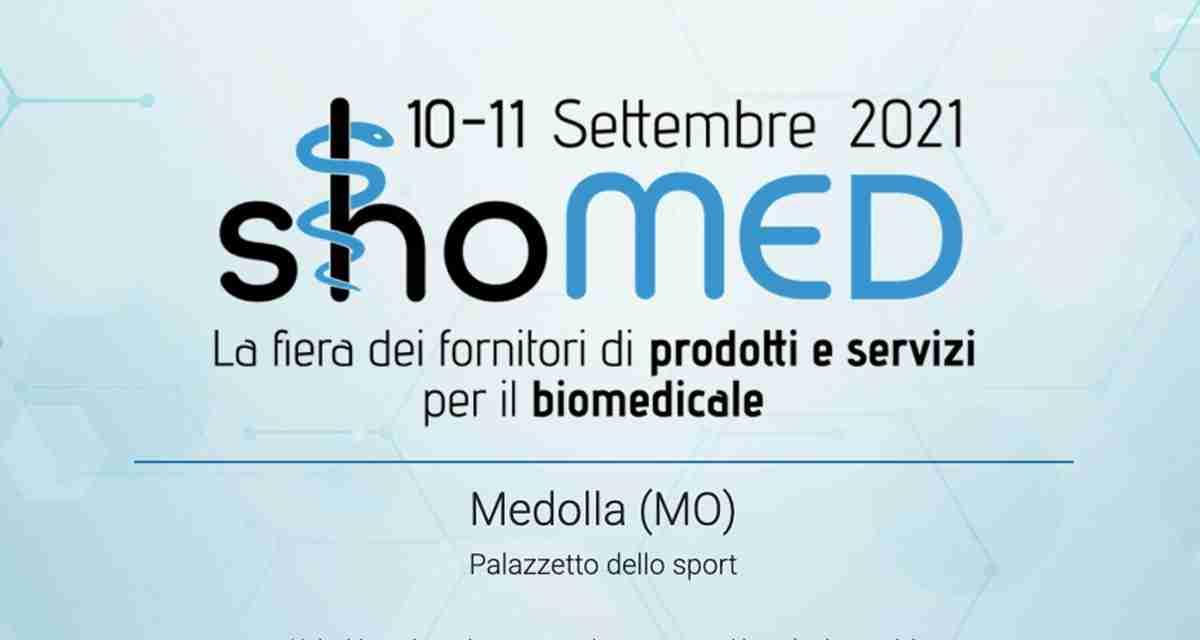 OMG presente allo Shomed, fiera del biomedicale